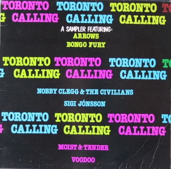Various Artists - Toronto Calling - LP