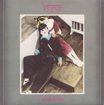 Visage - Mind Of A Toy / We Move - 7