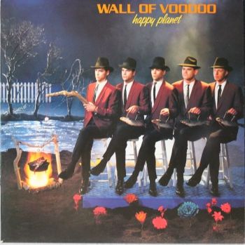 Wall Of Voodoo - Happy Planet - LP