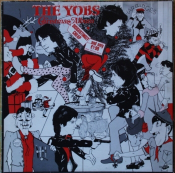 Boys, The : The Yobs - The Yobs Christmas Album - LP