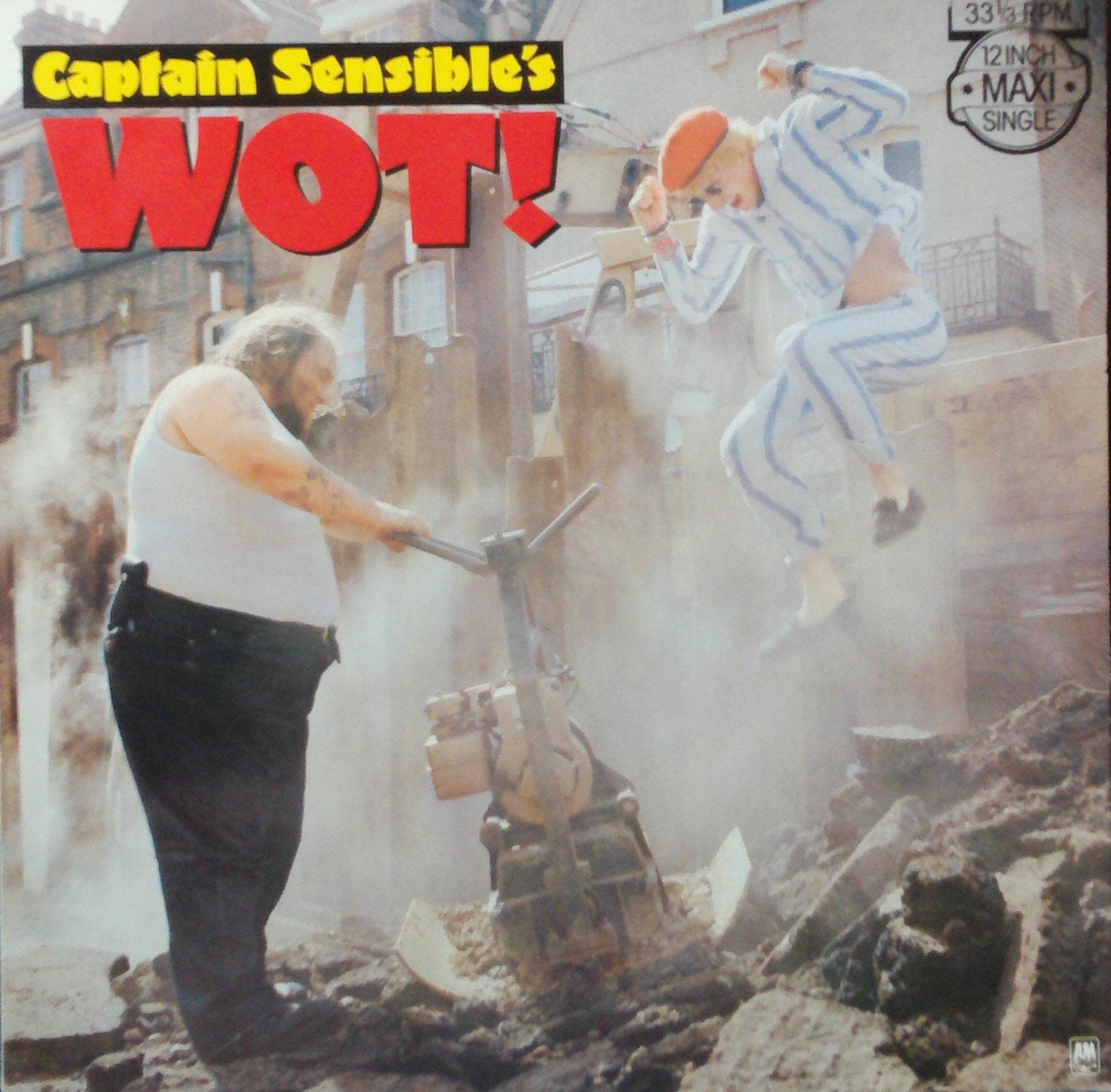Captain Sensible - Wot!