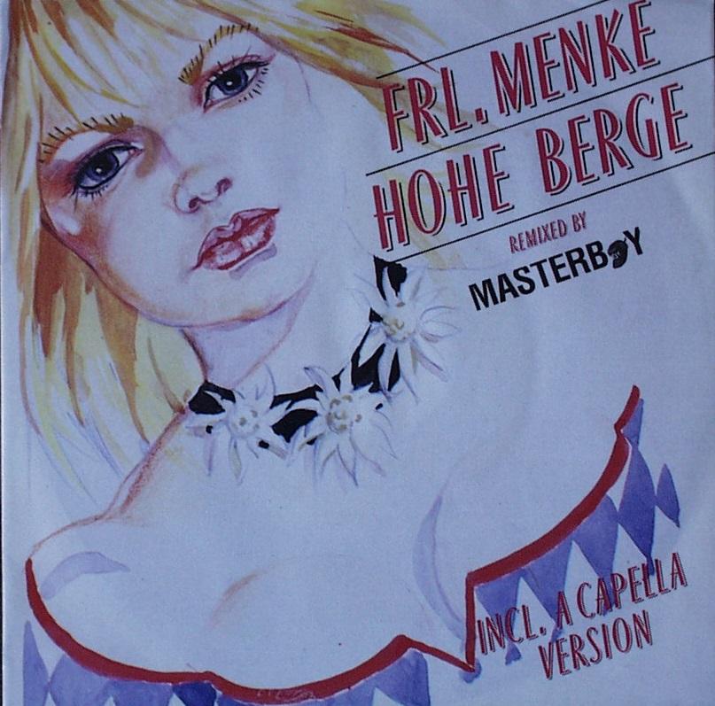 Skull Records Frl Menke Hohe Berge Remix 91 A Capella 7