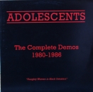 Adolescents - The Complete Demos 1980-1986 - LP