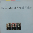 Art Of Noise, The - Re-works Of Art Of Noise - LP