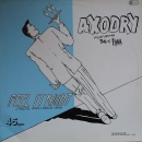 Axodry - Feel It Right (Special Painstakin' Mix) / (Electric Track) - 12""