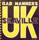 "Bad Manners - Skaville UK / (12"" Mix) / Rocksteady Breakfast - 12"""