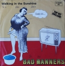 Bad Manners - Walking on Sunshine / End Of The World - 7""