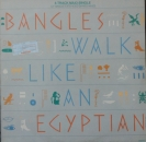 Bangles, The - Walk Like An Egyptian (Extended Dance Mix) / (Dub) / (A Cappella) / Angels Don't Fall In Love - 12""