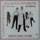Big Audio Dynamite - Medicine Show / (US Remix) / A Party - 12""