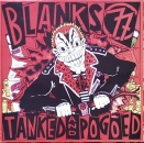 Blanks 77 - Tanked And Pogoed - LP