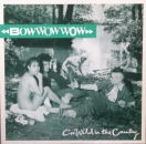Bow Wow Wow - Go Wild In The Country / El Bosso Dicho - 12""