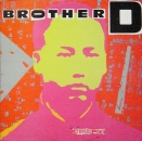 Brother D - Clappers Power ((Club Dub Mix) / (Radio Dub Mix) / +4 - 12""