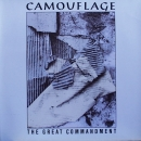 Camouflage - The Great Commandment (Extended Dance Mix) / (Extended Radio Mix) / Pompeji - 12""
