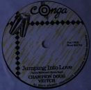 Champion Doug Veitch - Jumping Into Love / Deep End Version- 7""