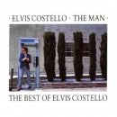 Costello, Elvis & the Attractions - The Man - The Best Of Elvis Costello - LP