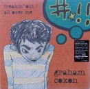 Coxon, Graham - Freakin' Out / All Over Me - 7""