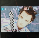 Culture Club - God Thank You Woman / From Luxury To Heartache - 12""