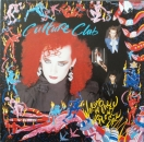 Culture Club - Waking Up With The House On Fire - LP