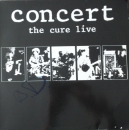 Cure, The - Concert - The Cure Live - LP