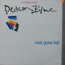 Deacon Blue - Real Gone Kid / (Extended Version) / Little Lincoln - 12""