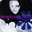 Diesel Park West - All The Myths On Sunday / Bent Shattered And Blue - 7""