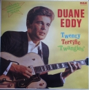 Eddy, Duane - Twenty Terrific Twangies - LP