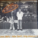 Dury, Ian & the Blockheads - New Boots & Panties !! - LP