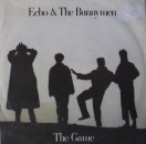 Echo & The Bunnymen - The Game / Lost And Found - 7""
