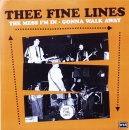Fine Lines, Thee & The Jim-Jims - Same - 7""