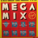Various Artists - Mega Mix - 2xLP