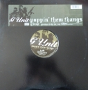 G-Unit - Poppin' Them Thangs - 12""