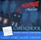 Girlschool - Nightmare At Maple Cross - LP