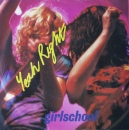 Girlschool - Yeah Right / The Hunter - 7""