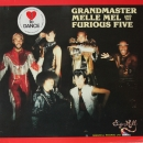 Grandmaster Melle Mel & The Furious Five - Same - LP
