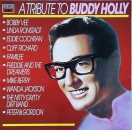 Holly, Buddy : Various Artists - A Tribute To Buddy Holly - LP