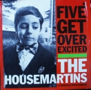 Housemartins, The - Five Get Over Exited / + 3 - 12""