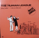 Human League - Being Boiled / Circus Of Death - 12""