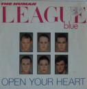 Human League - Open Your Heart / Non-Stop - 7""