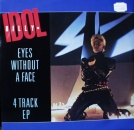 Idol, Billy - Eyes Without A Face - 4 Track EP - 12""