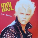 Idol, Billy - L.A. Women (LP-Version) / License To Thrill / Lovechild - 12""