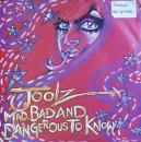 Joolz - Mad, Bad And Dangerous To Know / Legend - 7""