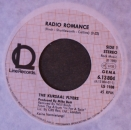 Kursaal Flyers - Radio Romance / Girlfriend Kinda Guy - 7""