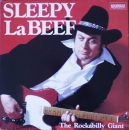La Beef, Sleepy - The Rockabilly Giant - LP