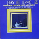 Lewis, Jerry Lee - Original Golden Hits - Volume 1 - LP