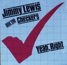 Lewis, Jimmy & The Checkers - Yeah, Right - LP