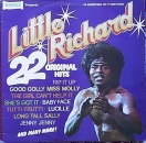 Little Richard - 22 Original Hits - LP