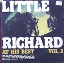 Little Richard - At His Best - Vol.2 - LP