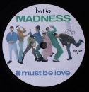 Madness - It Must Be Love / Shadow On The House - 7""