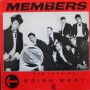 Members, The - Going West (Dub) / (Single Vers.) / Membership - 12""
