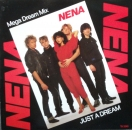 Nena - Just A Dream (Mega Dream Mix) / Nur Geträumt / Indianer - 12""